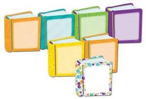 Books Cut-Outs