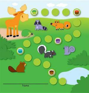Moose & Friends Mini Incentive Charts