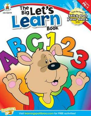 The Big Let's Learn Book, Grades Pk - 1