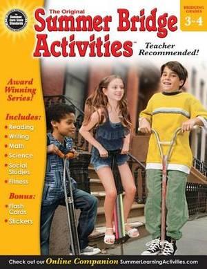 Summer Bridge Activities(r), Grades 3 - 4