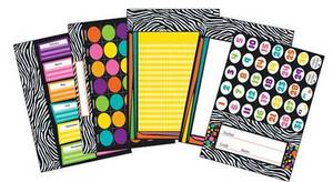 Wild Style Bulletin Board Set