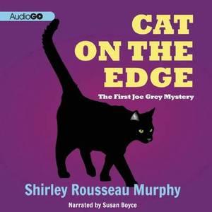 Cat on the Edge: A Joe Grey Mystery