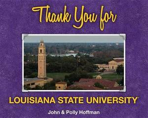 Thank You for Louisiana State University