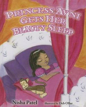 Princess Avni Gets Her Beauty Sleep