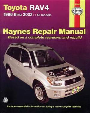 Toyota Rav4 1996-12
