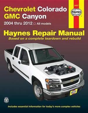 Chevrolet Colorado Automotive Repair Manual