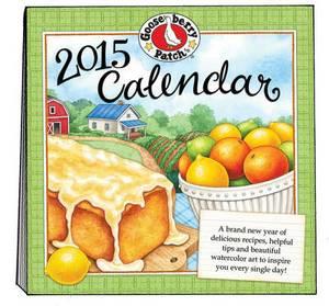 2015 Gooseberry Patch Wall Calendar