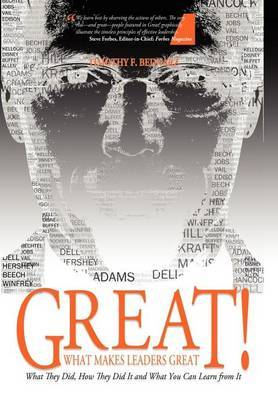 Great! What Makes Leaders Great