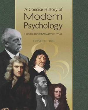 A Concise History of Modern Psychology