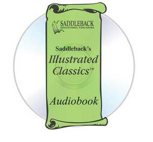 Moby Dick Audiobook (Illustrated Classics)