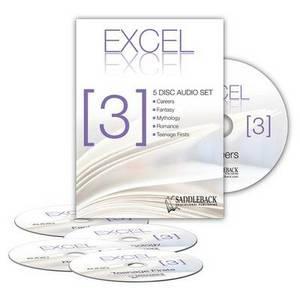 Excel Audiobook Set: Terl Level 3