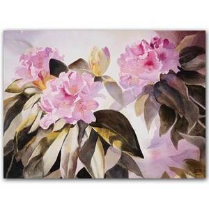 Notecard Boxes - Fine Art Botanicals