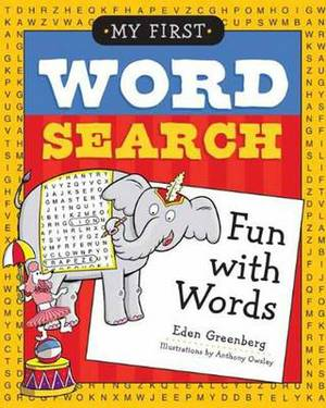 My First Word Search: Fun with Words