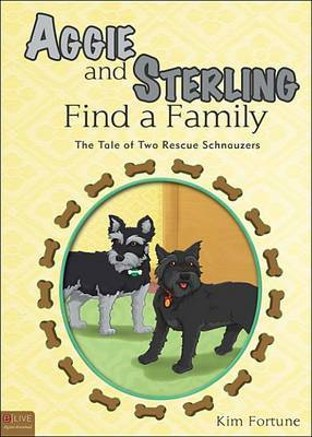 Aggie and Sterling Find a Family: The Tale of Two Rescue Schnauzers