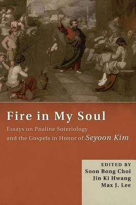 Fire in My Soul: Essays on Pauline Soteriology and the Gospels in Honor of Seyoon Kim