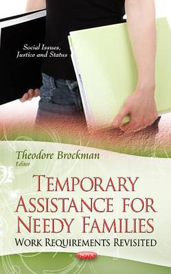 Temporary Assistance for Needy Families: Work Requirements Revisited
