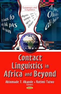 Contact Linguistics in Africa & Beyond