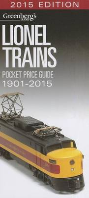 Lionel Trains Pocket Price Guide 1901-2015