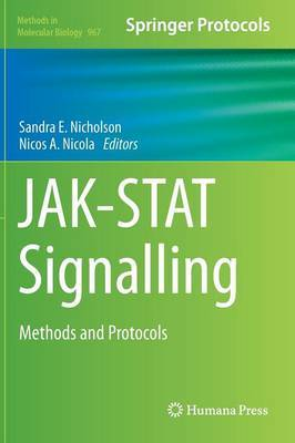 JAK-STAT Signalling: Methods and Protocols