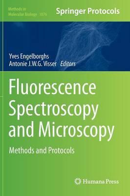 Fluorescence Spectroscopy and Microscopy: Methods and Protocols
