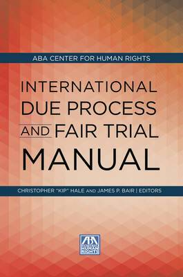 International Due Process and Fair Trial Manual