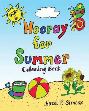 Hooray for Summer (Coloring Book)