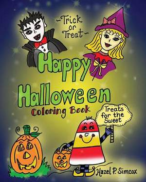 Happy Halloween (Coloring Book)
