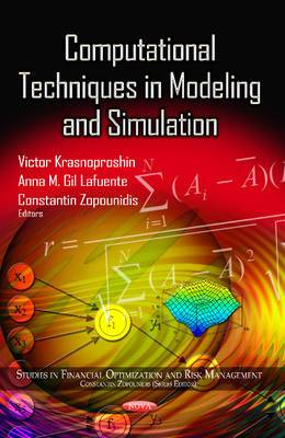 Computational Techniques in Modeling & Simulation