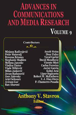 Advances in Communications & Media Research: Volume 9
