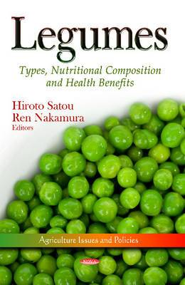 Legumes: Types, Nutritional Composition & Health Benefits