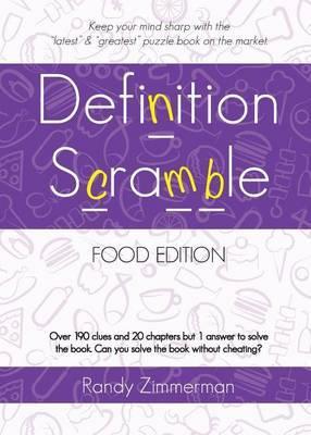 Definition Scramble: Food Edition
