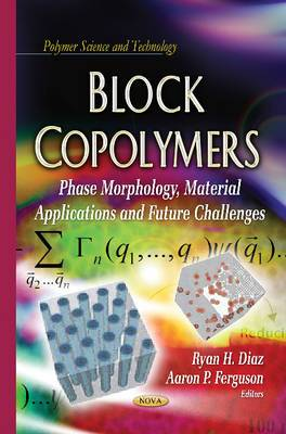 Block Copolymers: Phase Morphology, Material Applications & Future Challenges
