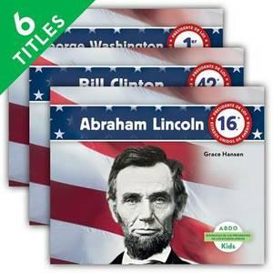 Biografias de Los Presidents de Los Estados Unidos