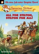 Geronimo Stilton Graphic Novels