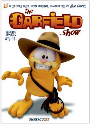 Magrudy Com Garfield Show Boxed Set Vol 1 4 The