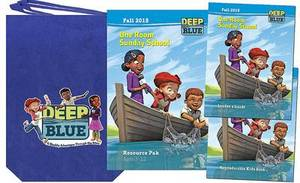 Deep Blue One Room Sunday School Kit Fall 2015: Ages 3-12