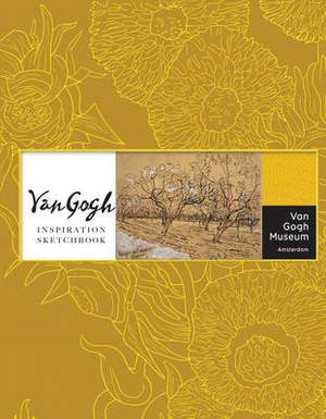 Van Gogh Inspiration Sketchbook: Be Inspired by One of the World's Great Artists