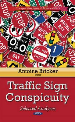 Traffic Sign Conspicuity: Selected Analyses