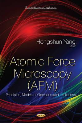 Atomic Force Microscopy (AFM): Principles, Modes of Operation & Limitations