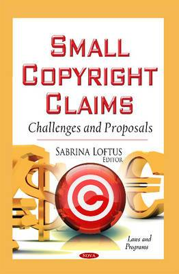 Small Copyright Claims: Challenges & Proposals