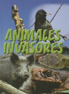 Animales Invasores (Animal Invaders)