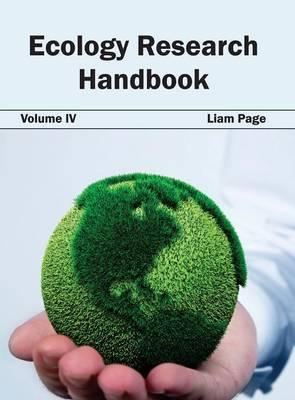 Ecology Research Handbook: Volume IV