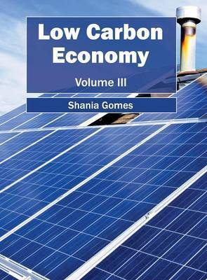 Low Carbon Economy: Volume III