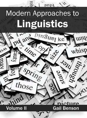 Modern Approaches to Linguistics: Volume II