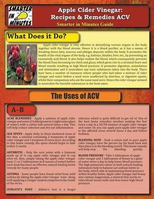 Apple Cider Vinegar: Recipes & Remedies Acv