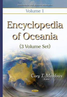 Encyclopedia of Oceania: 3 Volume Set