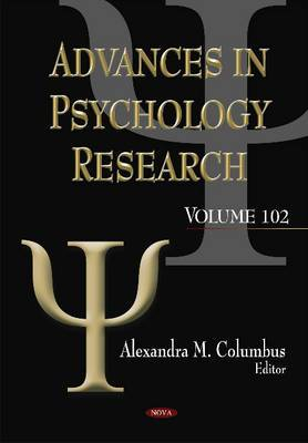 Advances in Psychology Research: Volume 102