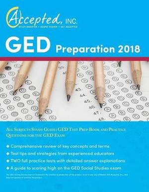 Ged Study Guide Book