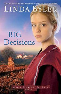 Big Decisions: A Novel Based On True Experiences From An Amish Writer!