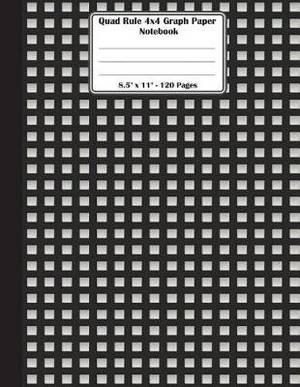 magrudy com quad rule 4x4 graph paper notebook 8 5 x 11 120